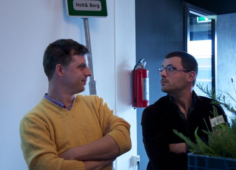 Team P11: Joost Janmaat en Melle Smets