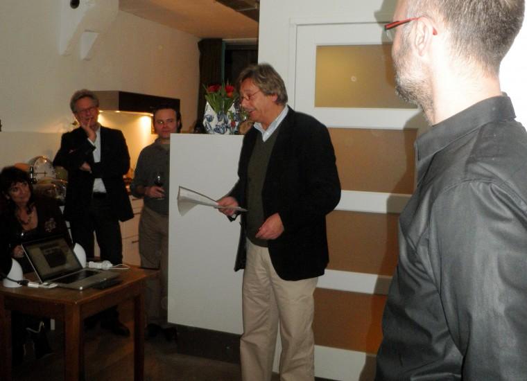 Roel Tempelman verhaalt over zijn herinneringen aan Kassenberg Deventer