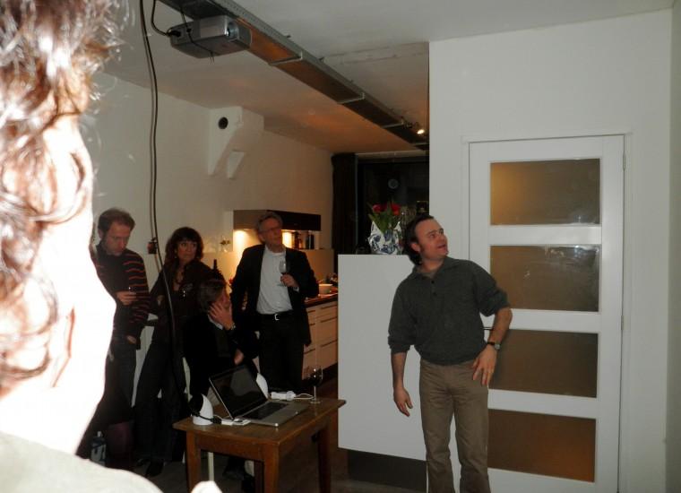 Joost van Hezewijk presenteert in 20x20 seconden project KIJK