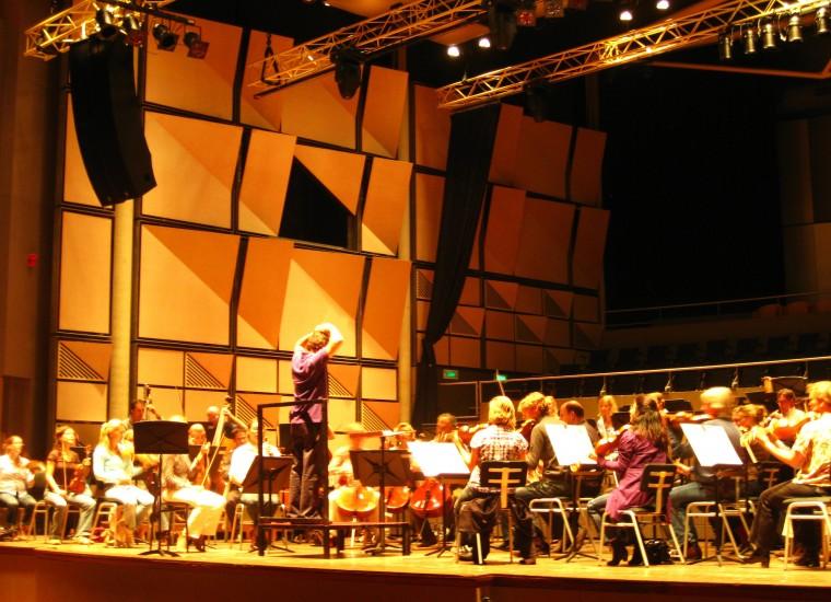 1e repetitie Het Gelders Orkerst in Musis Sacrum