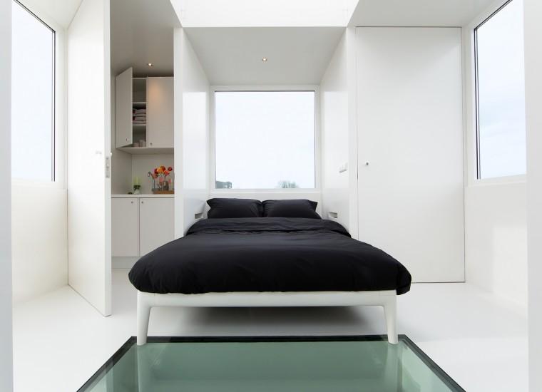 foto: Eva Broekema / Bed: Auping